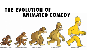 Post image for The Evolution Of Animated Comedy